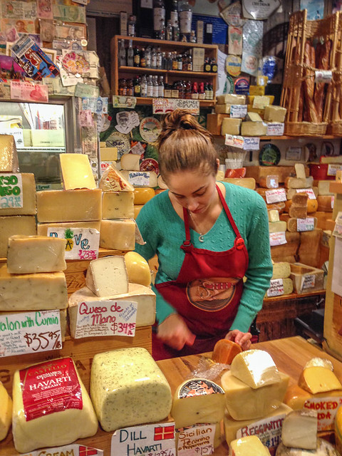 The Cheese Shop - Dog Friendly Carmel