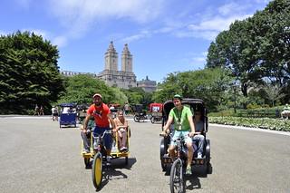 Pedicab Tours