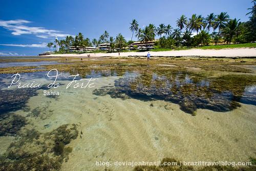 faltan 160 días para el mundial: Praia do Forte