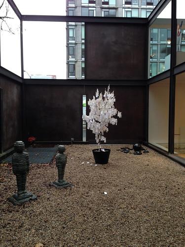 Yoko Ono's Wish Tree, Chelsea