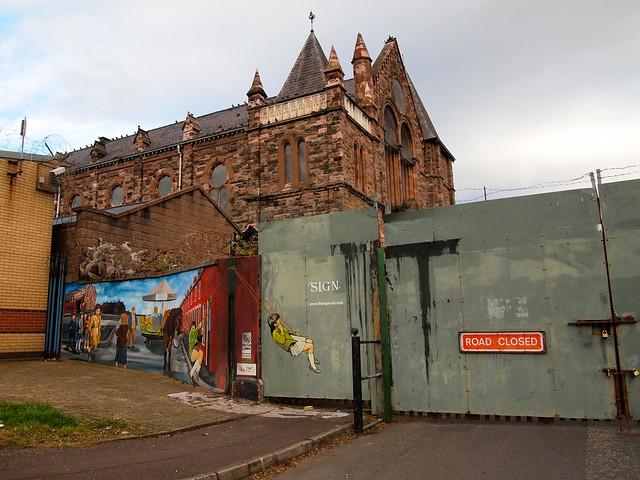 Shankhill Road, Belfast