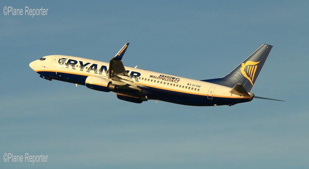 EI-EKE - B738 - Ryanair