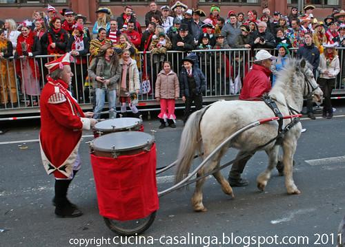 Pony Trommel