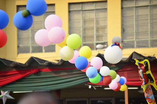 Lagos. Yellow Lagos