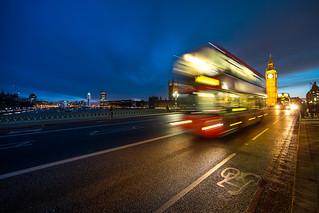 The Christmas Night Bus