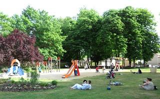 Parc de la Ribaudière