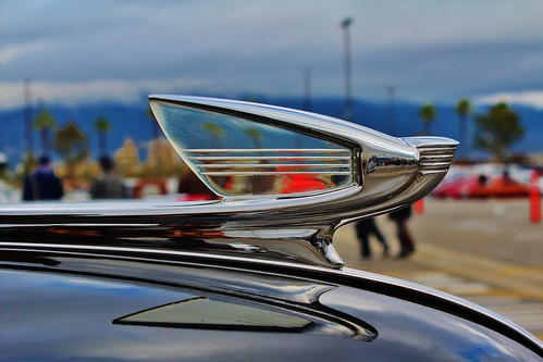 """The """"Master"""" Of All Hood Ornaments"""