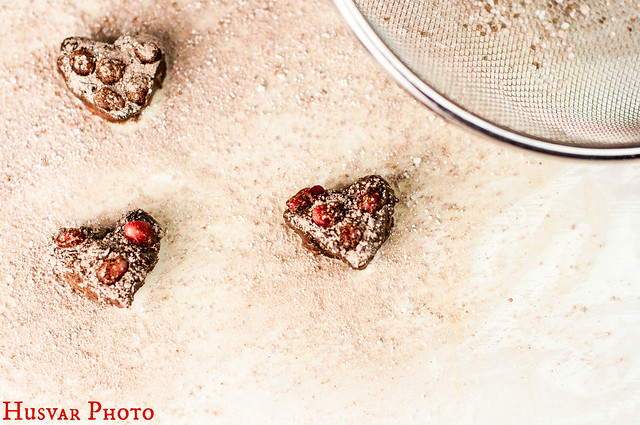 chocolate pomegranate heart truffles in_the_know_mom