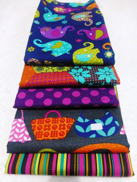 Giveaway fabrics - Michael Millar 004