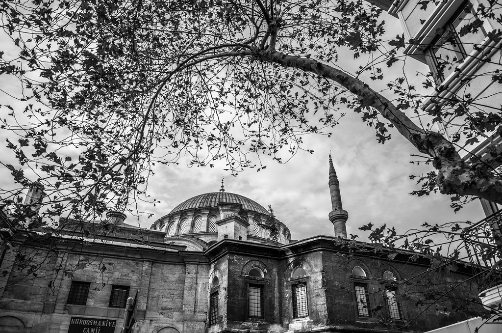 Nuruosmaniye Mosque, Istanbul, Turkey picture