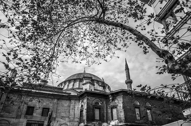 Nuruosmaniye Mosque, Istanbul, Turkey