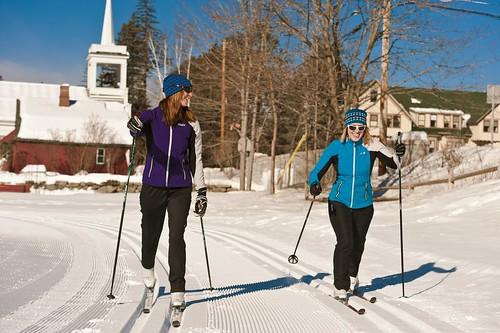 Jackson xc skier gals