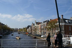 De Oude Vest in Leiden