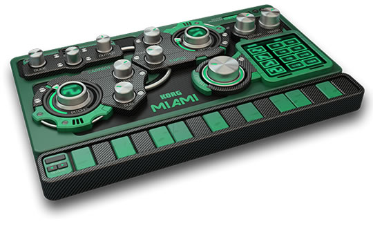 KORG Gadget for iPad:miami