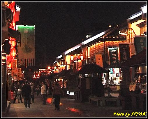 杭州 吳山天風景區 (清河坊) - 063 (夜景)