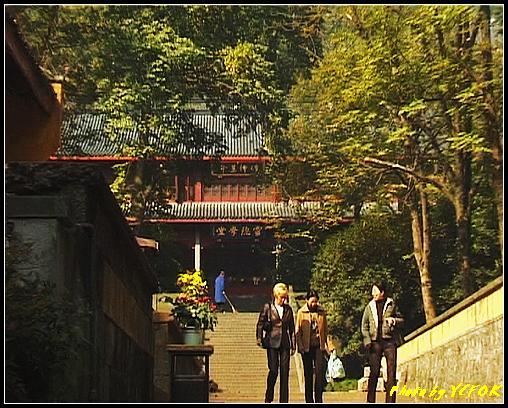 杭州 飛來峰景區 - 034 (靈隱寺)