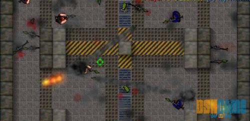 Guerra de lanzacohetes, Counter-Strike