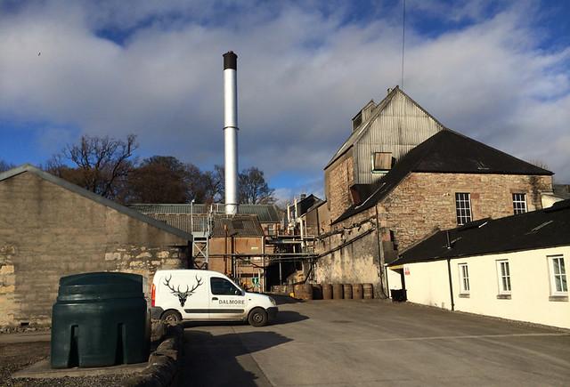 Dalmore Distillery