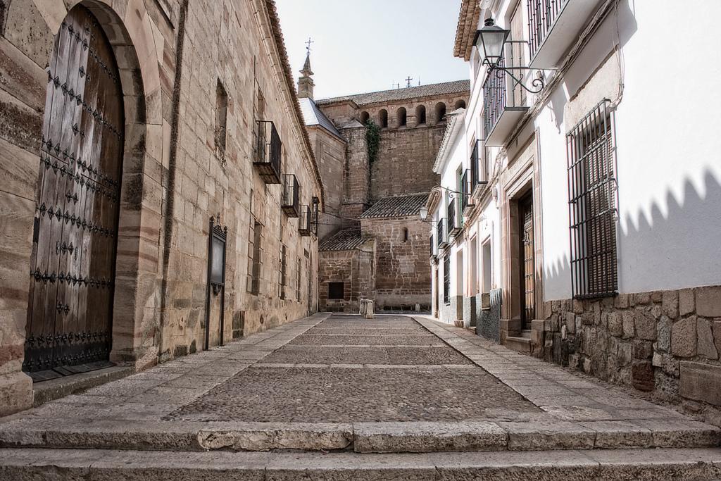 6. Rincón del siglo de Oro en Villanueva de los Infantes.