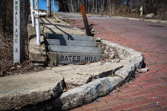 Bates Hill Cadillac Hill Akron OHIO Flickr Photo Sharing