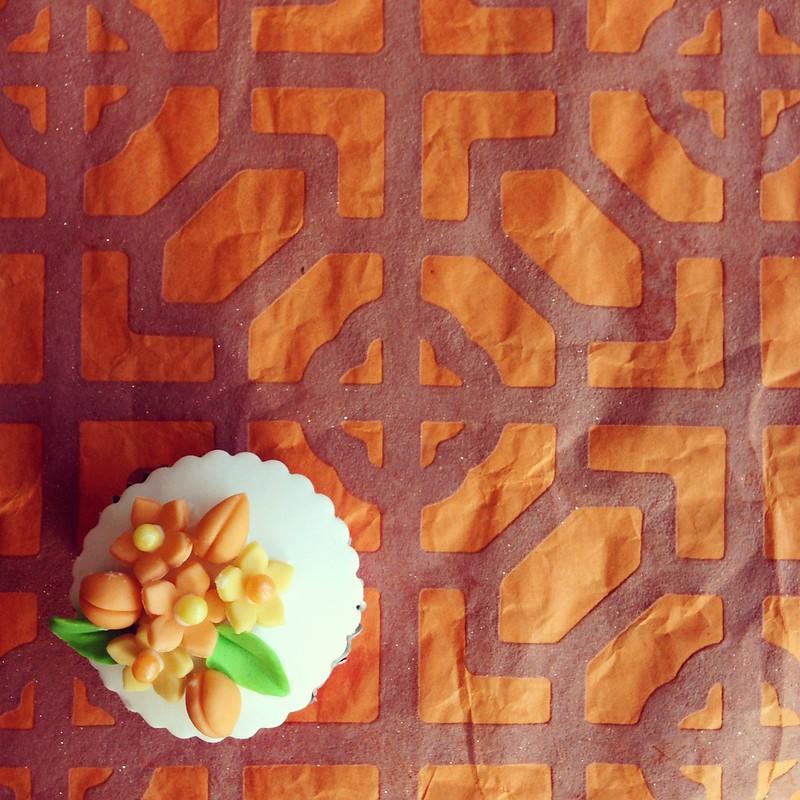 Blog Your Best Shot Workshop: Cupcake and Tangerine.