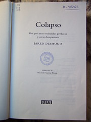 JARED DIAMOND PDF COLAPSO