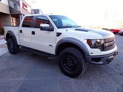 Ford Raptor Powder Coating