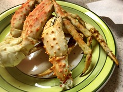 Red King Crab!