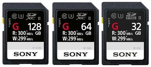 Ecco le memory card più veloci al mondo. Le nuove Sony SD