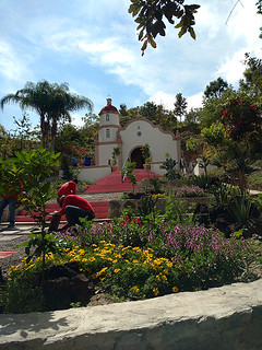 Wed, 02/15/2017 - 12:13 - International Peace Garden  in the Vallarta Botanical Garden in the Pacific coastal town of Puerto Vallarta, Mexico.