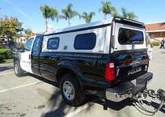 La Habra CA Police - Commercial Enforcement - Ford F250 (4)