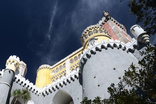 portugal sintra palacio palace