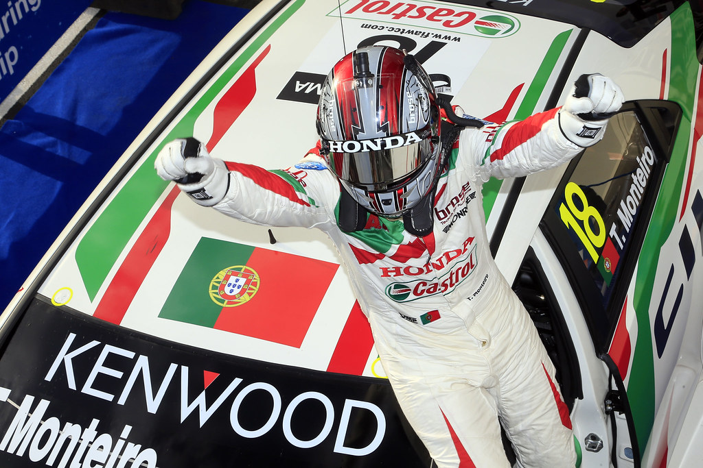 MONTEIRO Tiago (prt) Honda Civic team Castrol Honda WTC ambiance portrait during the 2017 FIA WTCC World Touring Car Race of Morocco at Marrakech, from April 7 to 9 - Photo Paulo Maria / DPPI
