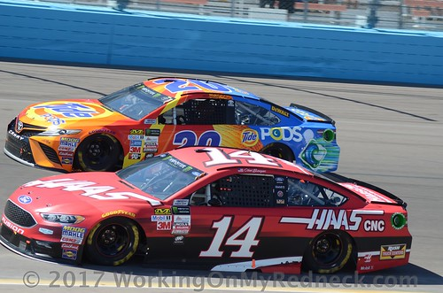 Clint Bowyer & Matt Kenseth