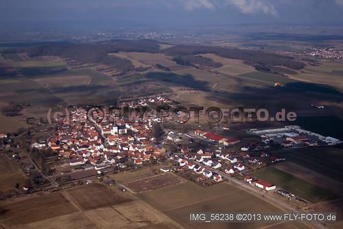 Luftbild Alsleben b. Trappstadt (1.41 km East) IMG_56238