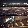 Home again, home again, jiggety-jig. #lasvegas #homecoming #lights #travel