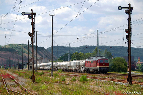 232 004 (19.06.2008) Bleicherode Ost