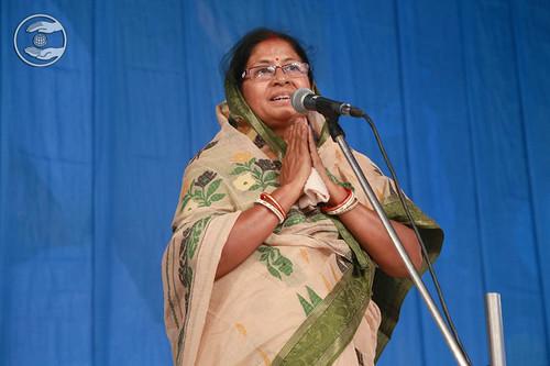 Devotional song by Maya Show from Burdwan
