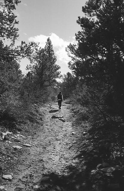 Zion National Park / Kodak Tmax 100 / Nikon L35AF