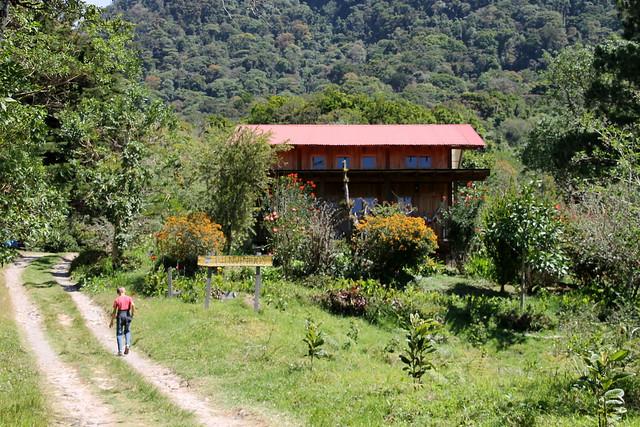 Cabaña, Mount Totumas
