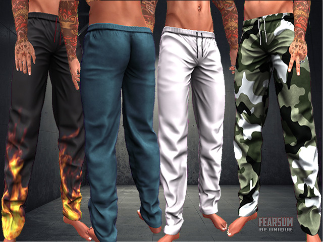 Men's PJ's - SecondLifeHub.com