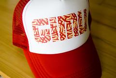 客製化網帽-熱轉印熱燙膜-B07