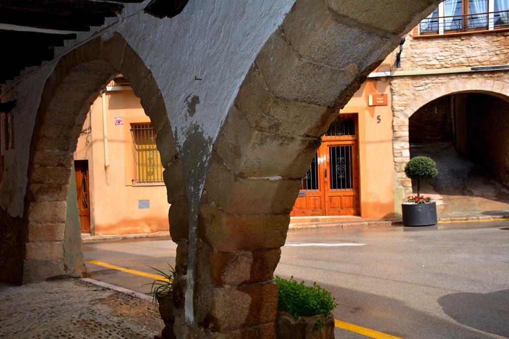 Porxos, Blancafort, Conca de Barberà. | Angela Llop | Flickr