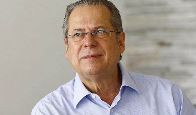 Ex-ministro de Lula, José Dirceu vira réu pela 3ª vez da Lava jato, José Dirceu.jpeg