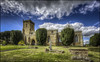 Everdon Church, Northamptonshire by Darwinsgift