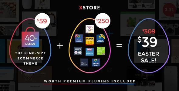 XStore v3.15 - Responsive WooCommerce Theme