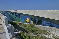 The Long Key Viaduct and the Dante B. Fascell Bridge (5 of 5)