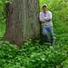 Burr Oak -- Quercus macrocarpa by Lee Casebere