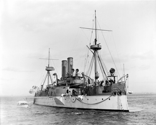 USS Maine 1897