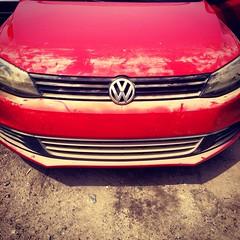 automobile, automotive exterior, volkswagen, vehicle, volkswagen gli, grille, bumper,